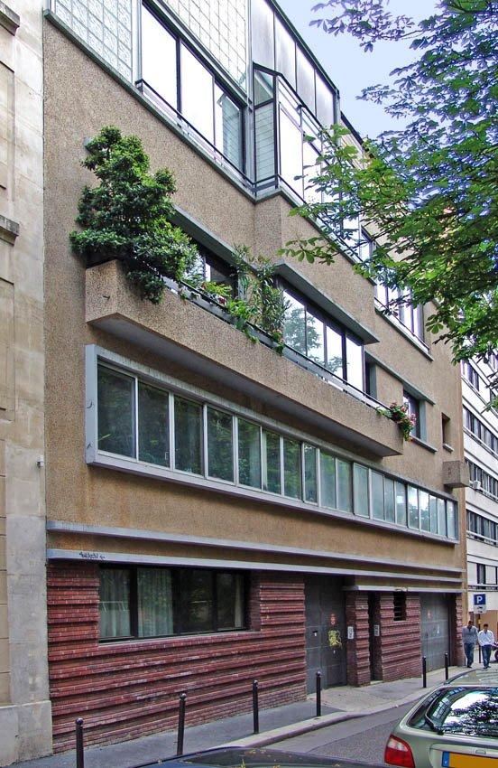 L architecture moderne dans les ann es 1930 le cabinet d for L architecture moderne